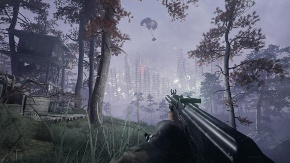 《群狼逃殺》游戲截圖-1