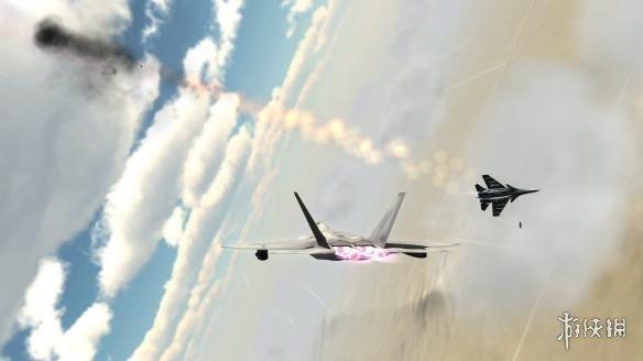 《垂直打击:无尽挑战》游戏截图