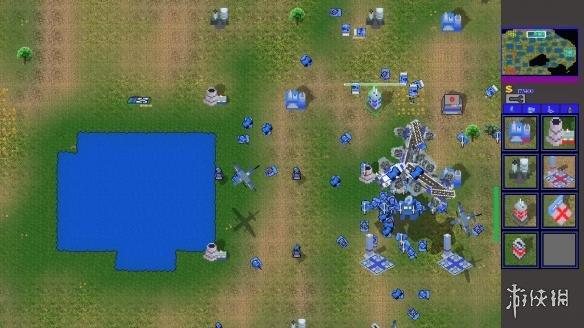 《終結戰爭》游戲截圖