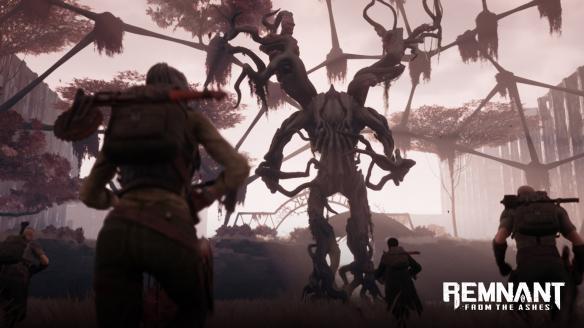《遗迹:灰烬重生》游戏截图-1