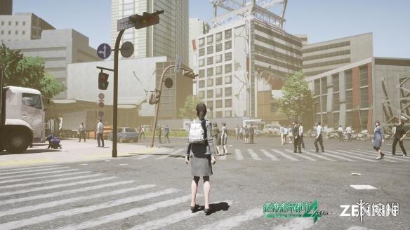 《绝体绝命都市4Plus:夏日回忆》游戏截图-1