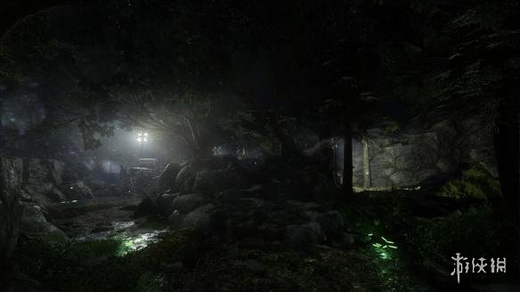 《黑暗逃生》游戏截图