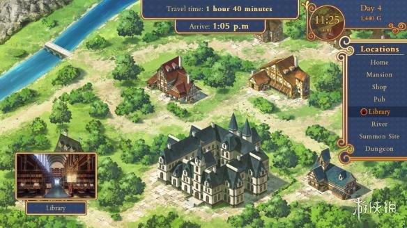 《惡魔契約》游戲截圖