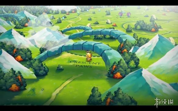 《猫咪斗恶龙2》游戏截图-1