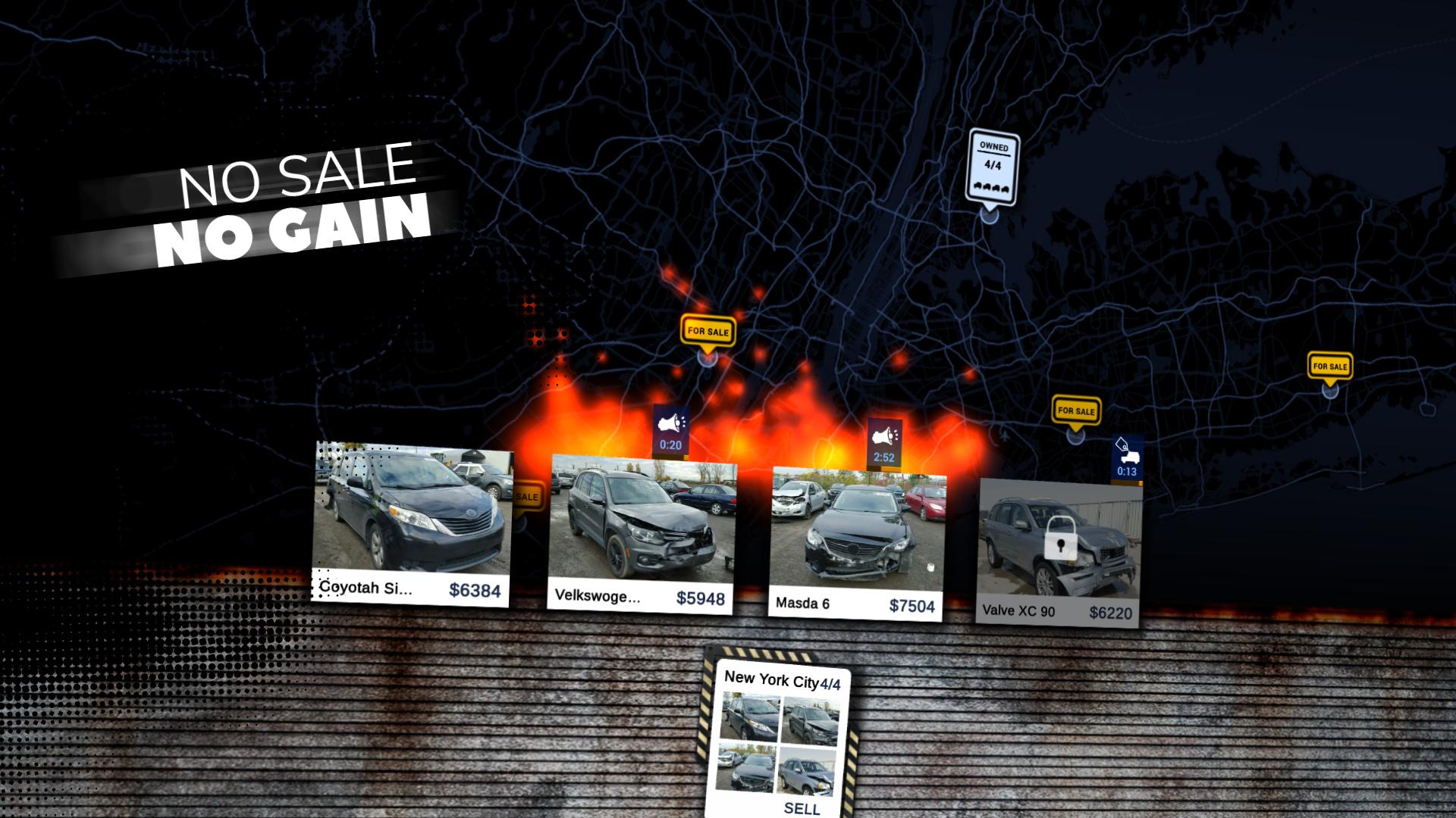 《汽车交易商模拟器/Car Trader Simulator》免安装中文版