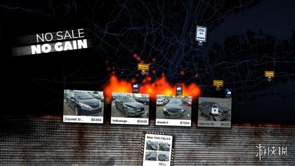 《汽車交易商模擬器》游戲截圖