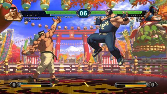 《拳皇13》PC截图