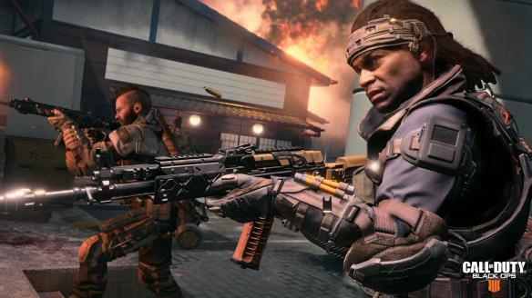 《使命召唤15:黑色行动4》游戏截图-2