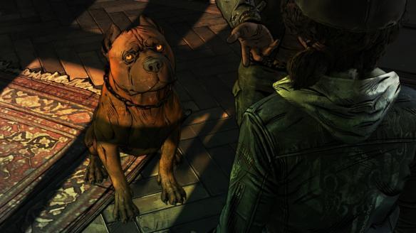 《行尸走肉:最终季》游戏截图-2