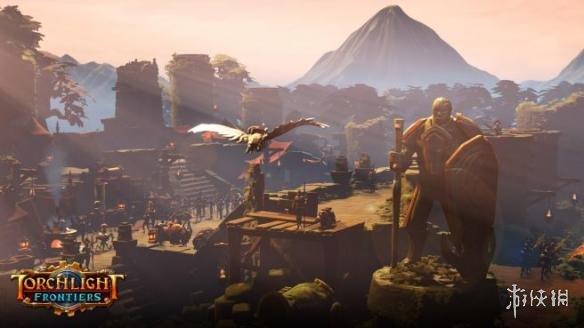 《火炬之光:前线》游戏截图-1