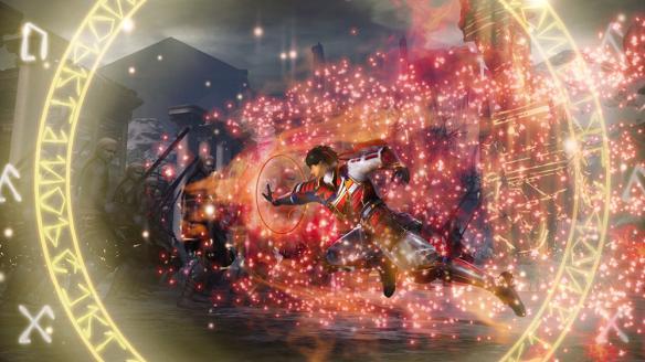 《无双大蛇3》游戏截图-2