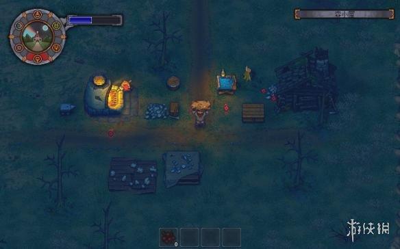 《守墓人》游戏截图-3