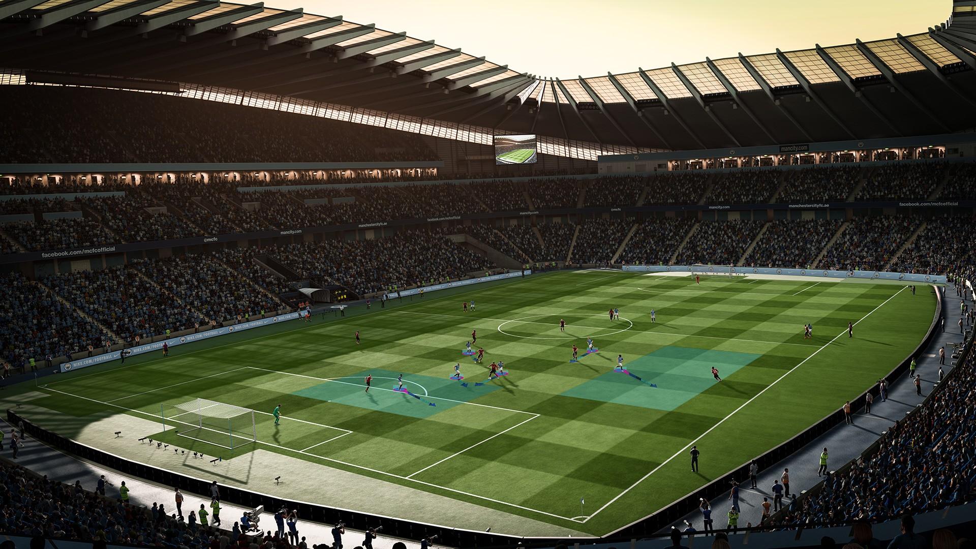 FIFA19-10 国际足球大联盟全家桶