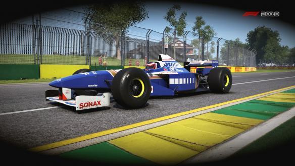 《F1 2018》游戏截图-3