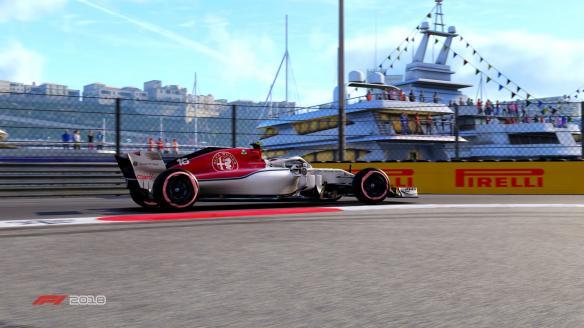《F1 2018》游戲截圖-3
