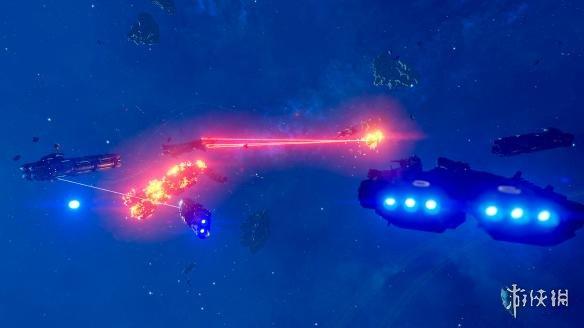 《群星之间》游戏截图