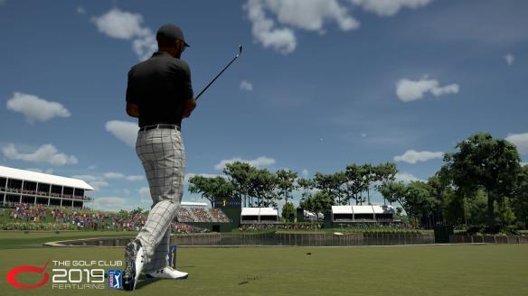 《高尔夫俱乐部2019之美巡赛》游戏截图
