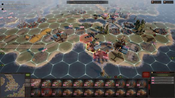 《裝甲策略》游戲截圖