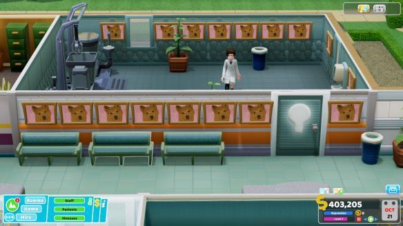 双点医院排队过多怎么解决 排队太多应对及机器升级技巧