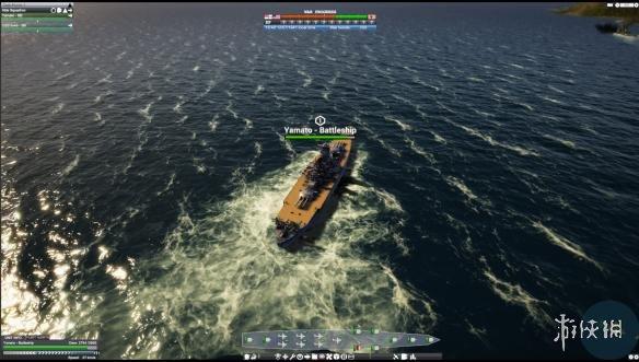 《太平洋雄风》游戏截图