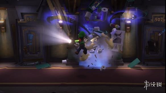 《路易鬼屋3》游戏截图-1