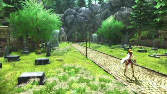 《御姐玫瑰:起源》游戏截图-1