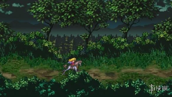 《浪漫沙迦3》游戏截图-1