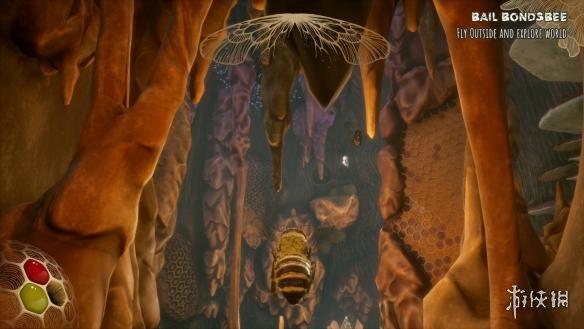《蜜蜂模擬》游戲截圖