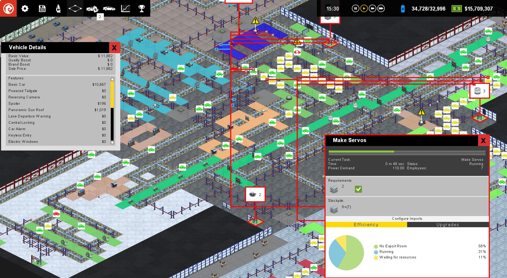 《生产线:汽车工厂模拟》 免安装中文版