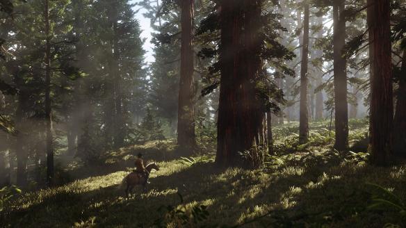 《荒野大镖客2》游戏截图-2