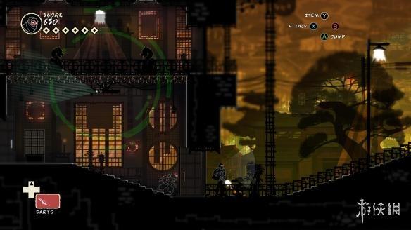 《忍者之印:重制版》游戲截圖