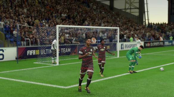 《FIFA 19》游戲截圖-2