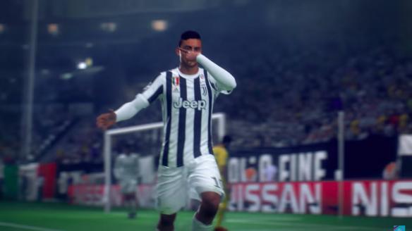 《FIFA 19》游戏截图-2