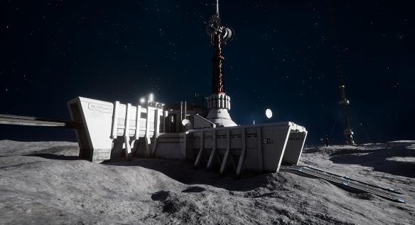 《飛向月球:財富》游戲截圖