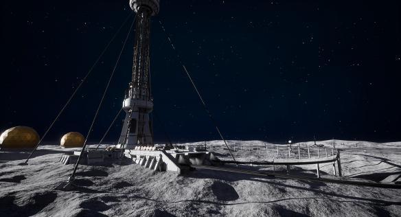 《飞向月球:财富》游戏截图
