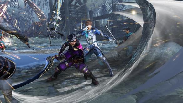 《无双大蛇3》游戏截图-1