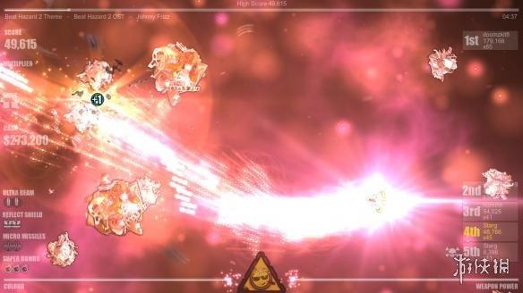 《危險節奏2》游戲截圖