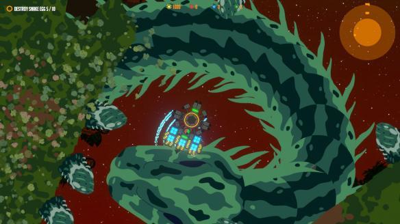 《Nimbatus:太空无人机构造者》游戏截图