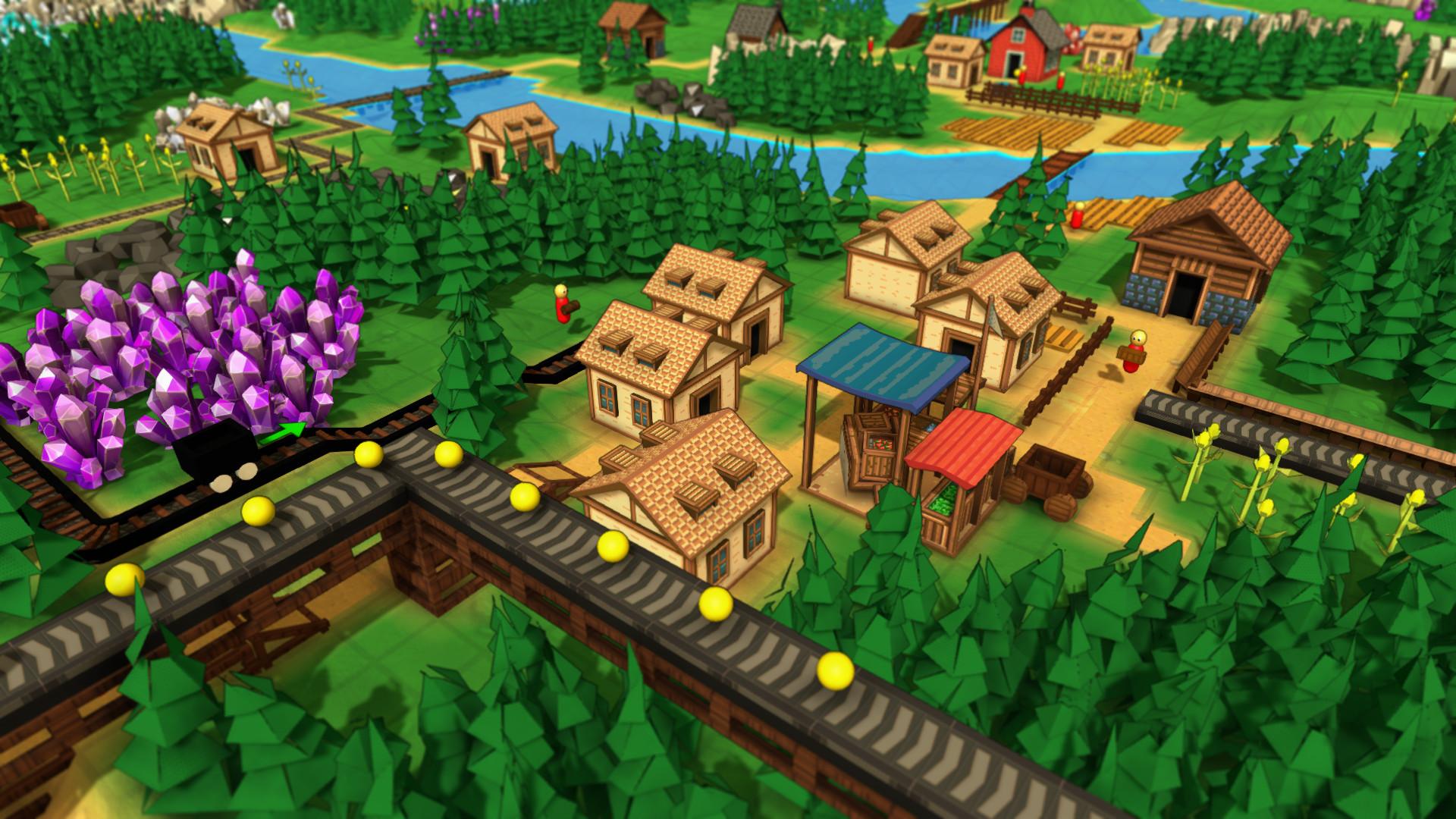 工业小镇插图