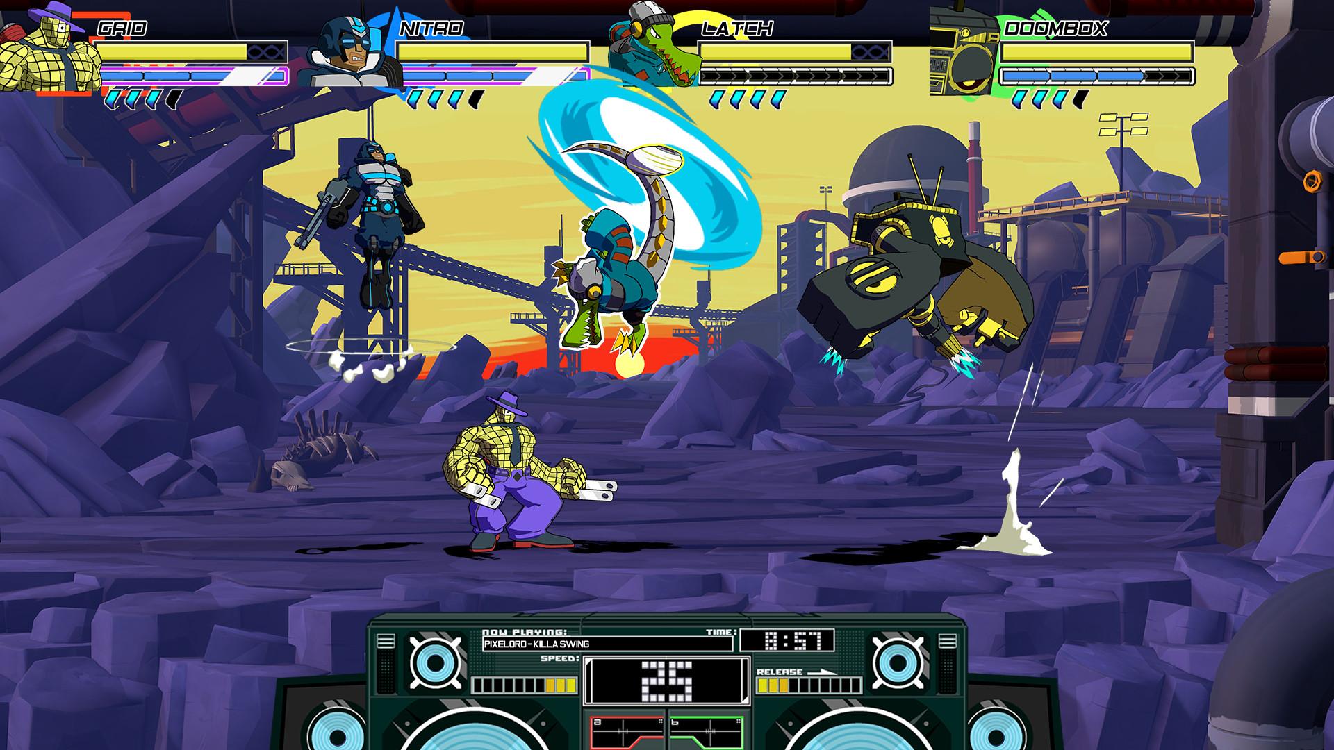 致命联盟:火焰/单机.同屏多人插图