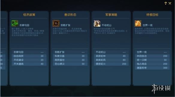 《梦三英雄传》游戏截图