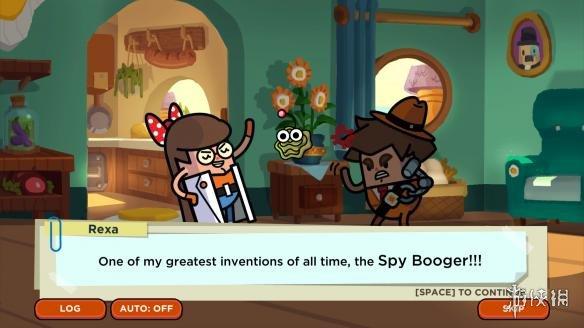 《神圣土豆的间谍故事》游戏截图