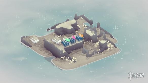 《嚴峻北境》游戲截圖