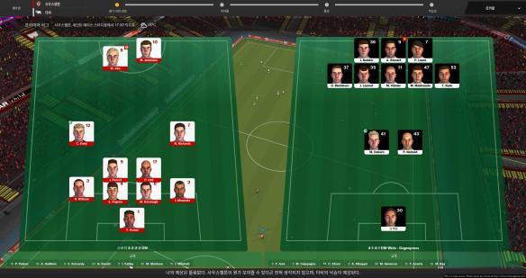 《足球经理2019》游戏截图-2
