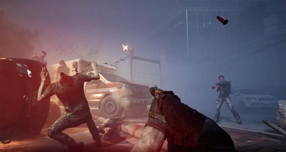 《超杀:行尸走肉》游戏截图-2