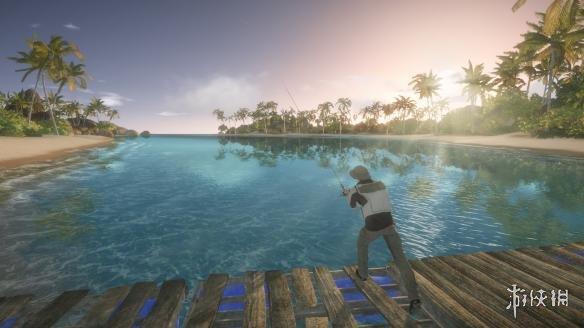 《专业钓鱼模拟》游戏截图