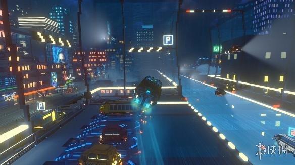 《云城朋克》游戲截圖
