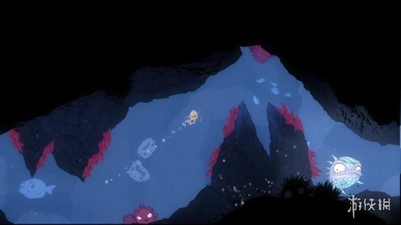 《逃離涂鴉之地》游戲截圖