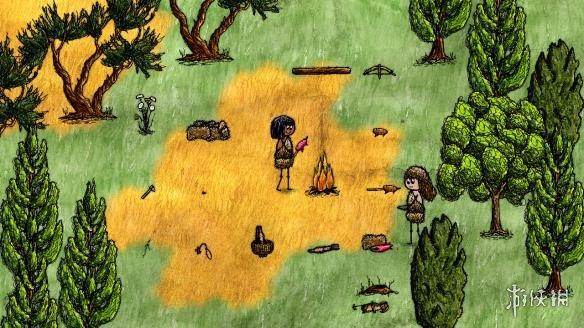 《一小时一生》游戏截图