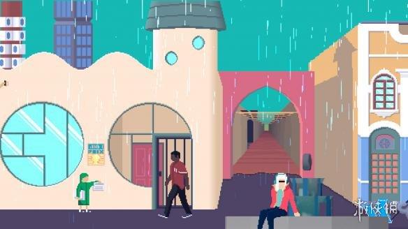 《沙漠之子》游戏截图